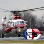 В аэропорт «Якутск» на испытания 50-градусными морозами доставили вертолёты Ми-171А2