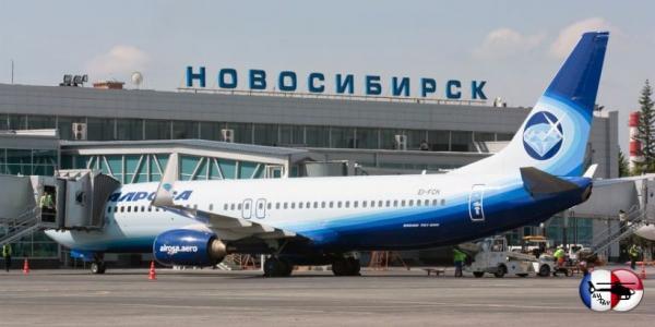 Аэропорт Толмачёво обслужил два миллиона пассажиров с начала года