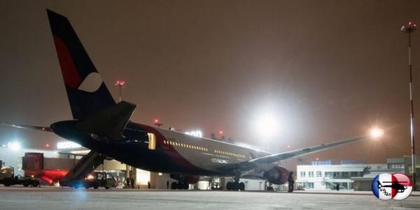 Международный аэропорт Стригино в 7 раз нарастил пассажиропоток международных линий в новогодние праздники