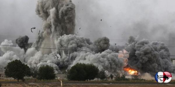 ВКС России наращивают удары по лагерям и базам ДАИШ в Сирии
