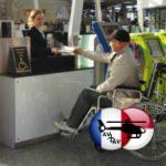 Как обслуживают маломобильных и пассажиров с инвалидностью в аэропорту «Мурманск»