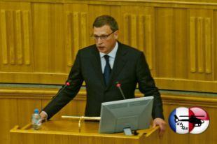Бурков срабочим визитом посетил Тюменскую область&nbsp