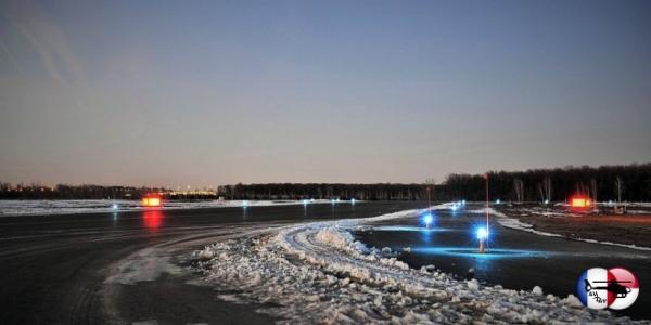 В аэропорту «Воронеж» заменено светосигнальное оборудование