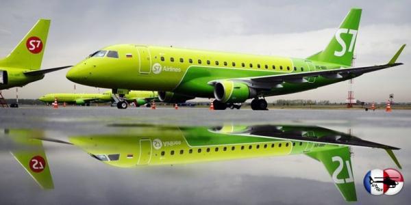 S7 Airlines увеличивает количество региональных рейсов из Новосибирска