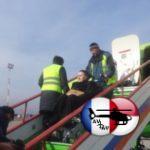Минтранс проверит аэропорты на приспособленность для инвалидов-колясочников