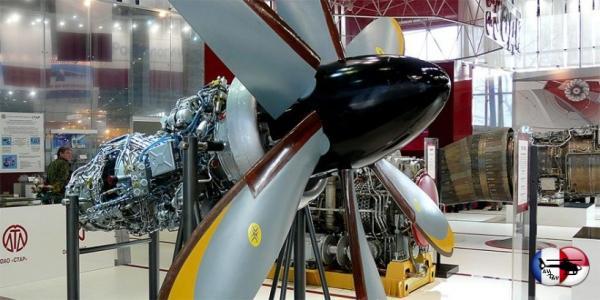 В Воронеж отгружены первые двигатели для ЛВТС Ил-112В