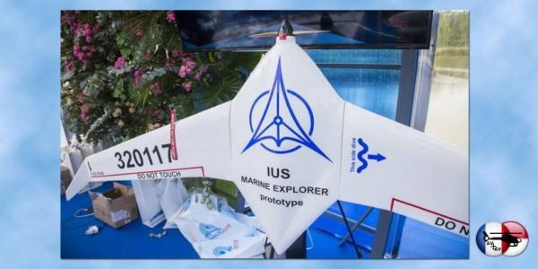 Сахалин представил на Восточном экономическом форуме проект производства беспилотников