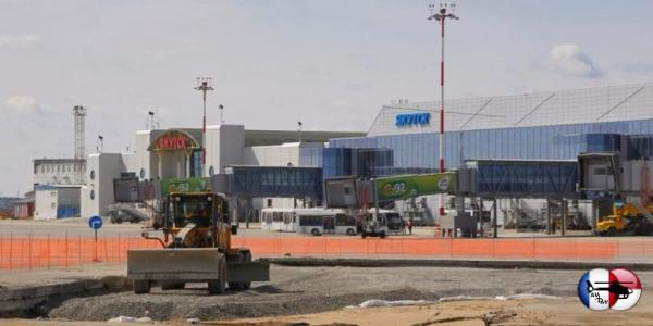 Реконструкция ВПП-2 в аэропорту Якутска начнётся в 2019 году