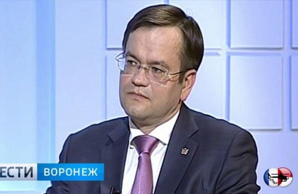 Правительство Воронежской области покинет вице-премьер Андрей Ревков&nbsp