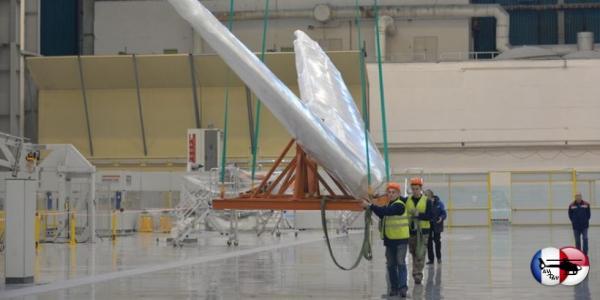 Стабилизатор на четвёртый МС-21-300 отправлен в Иркутск