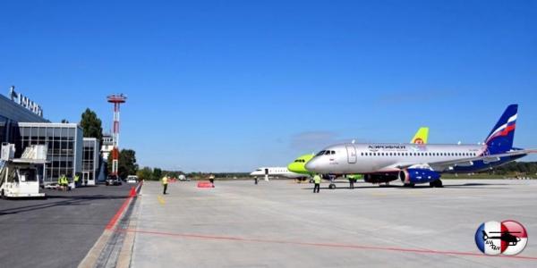 В аэропорту Воронежа проводится второй этап реконструкции