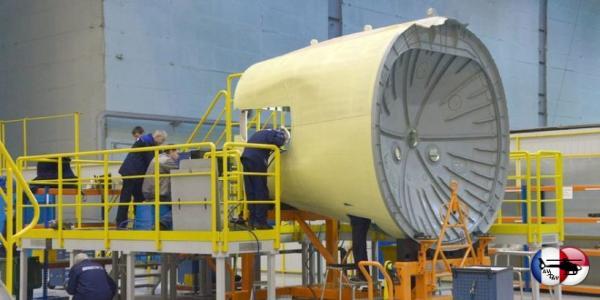 АО «Авиастар-СП» подготовил к отправке в Иркутск очередные агрегаты для МС-21