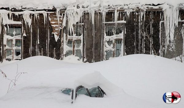 Вдесяти районах Сахалина объявили лавинную опасность