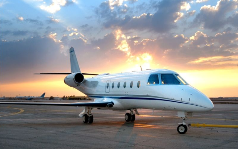 Услуги деловой авиации в Республике Башкортостан